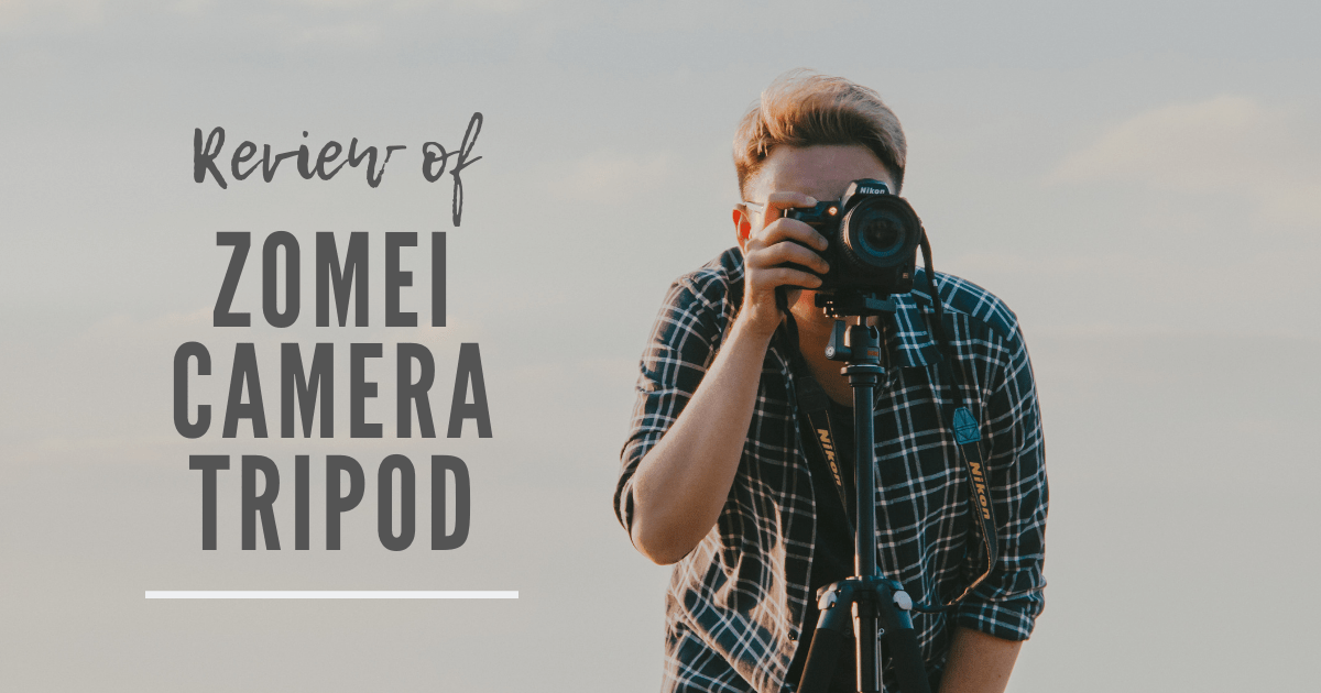 Review of ZOMEI Camera Tripod