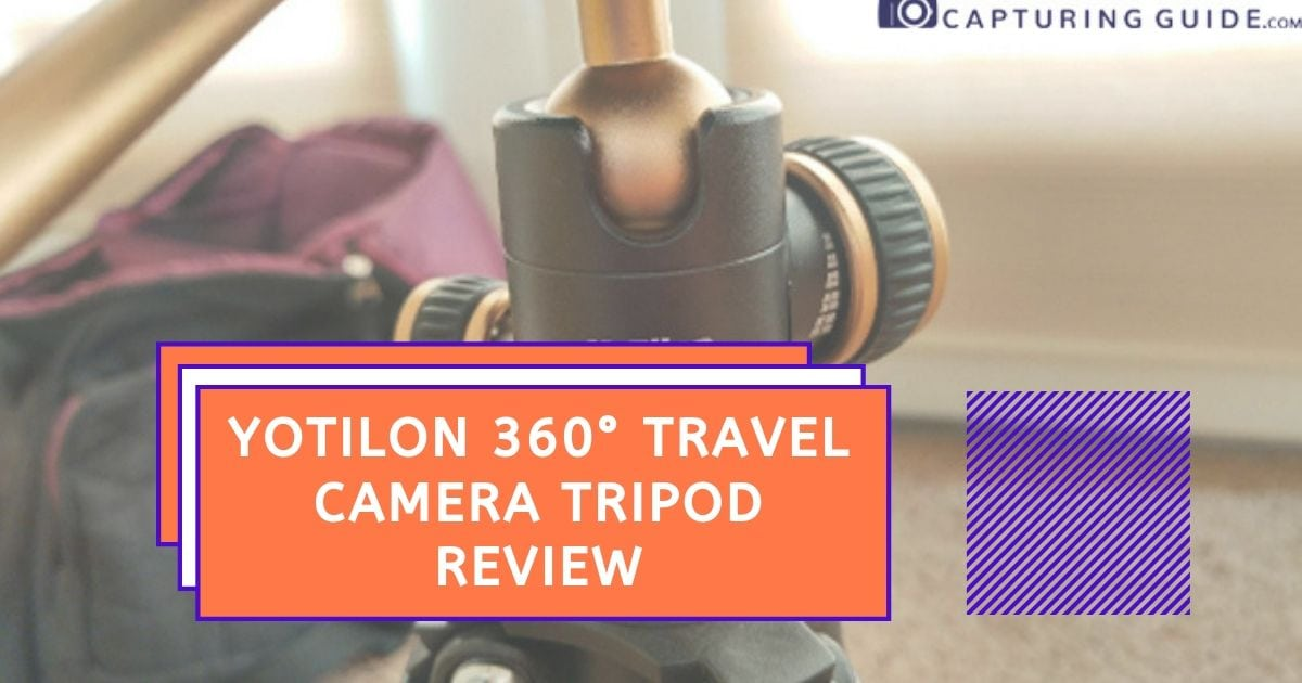 Yotilon 360° Professional Travel Camera Tripod REVIEW