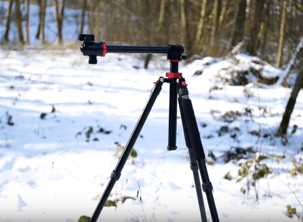 ZOMEI M8 Tripod Image - Best shooting straight down images