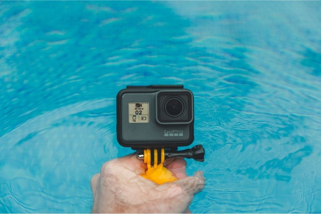 GoPro in Water-featured Image